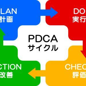 俺流ブログ運営日記 PDCAサイクルを回す「はじめての計画」4月