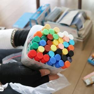 <お片付けビフォーアフター>姫路市M様邸ダイニング収納(作業時間3時間・作業中写真あり)