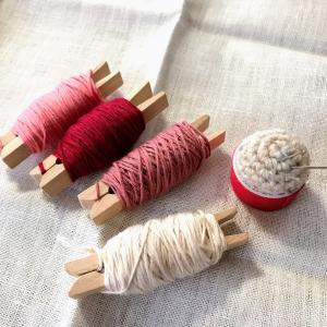 <刺繍好きの方に>使いやすくてかわいい!刺繍糸の収納方法