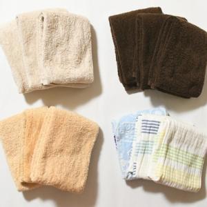 <わが家の持ちかた>手拭きタオルの数は12枚!と『持ちかた』のポイント