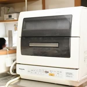 <家事のこと>日曜日の晩は、食洗機の庫内を洗う日