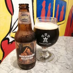 Founders Underground Mountain Brown