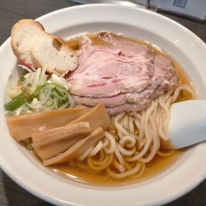 弘明寺丿貫 津軽煮干蕎麦