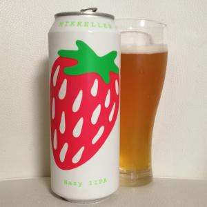 Mikkeller Oregon Fruit Series - Hazy IIPA with Strawberry