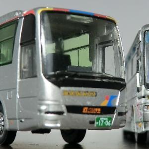 バスタ新宿の茨城交通は大当たりのバスコレだった!?