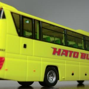 【はとバス】乗ったら欲しくなるよね! バスコレ27弾 いすゞガーラ