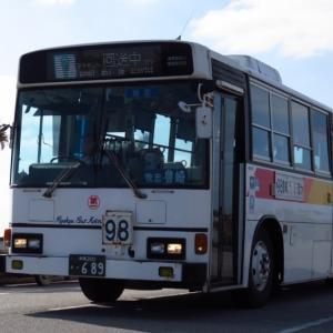 マニアに大人気の元赤バス【689号車】が廃車に 琉球バス
