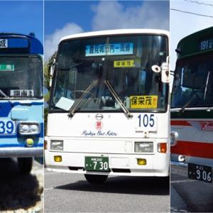 沖縄の現役【730車】をレビュー!東陽や沖縄バスの他に〈琉球バス〉まで!?