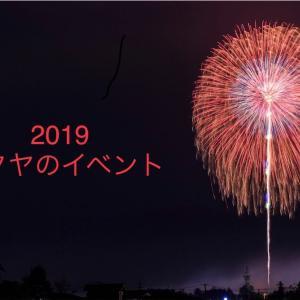 2019 タイ、パタヤ 花火やイベント