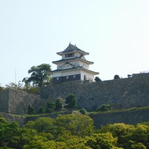 日曜日の写真館★丸亀城行ってきました。