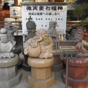 日曜日の写真館★香川県田村神社へ参拝してきました★七福人様勢ぞろい!