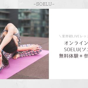 SOELU(ソエル)入会&体験レポ 完全女性限定!自宅にいながらヨガの直接指導が受けられる