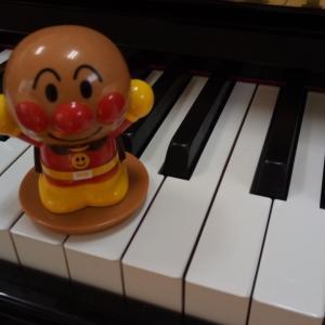 ピアノdeクボタメソッド 2歳児さん 成長著しいです♪