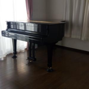 ピアノ教室模様替え2日目