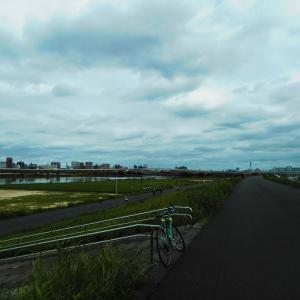 荒川 旧江戸川 川沿いポタ
