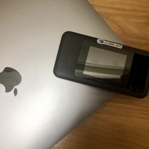 ポケットWIFiはこれ!「WiMAX W06」実機レビュー。実際の使い心地は?