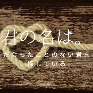 等身大のみつはとたきの触れ合いが誰もの心に響く?新海誠の映画「君の名は。(ネタバレ・あらすじ)」