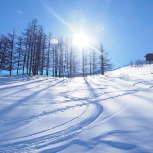 子連れスキーで慌てない。用意しておくものと、我が家のスキーあるある
