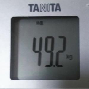 ダイエットライフ~64.9kg→45.0kgへ~現在49.2g!!