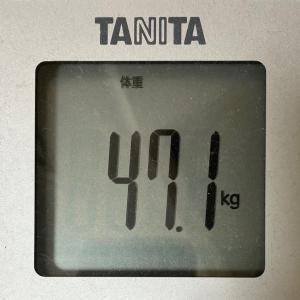 目指せナイスバディ!続ければ、なれる!~現在46.5kg