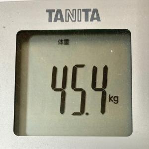 目指せナイスバディ!続ければ、なれる!~現在45.6kg