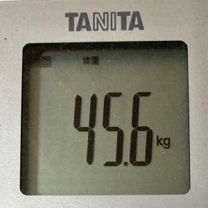 目指せナイスバディ!続ければ、なれる!~現在46.6kg