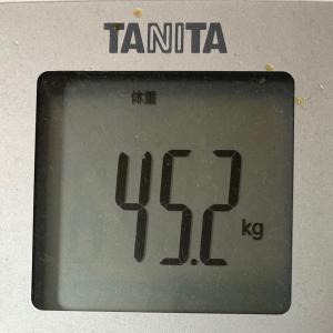 続ける!叶える!~現在46.1kg