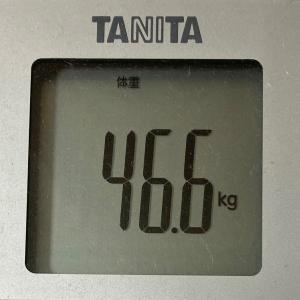 ダイエット記録:続ける!叶える!~現在45.4kg