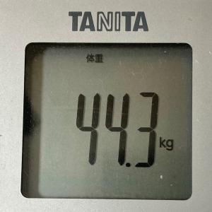 理想の身体目指して!!~現在44.2kg
