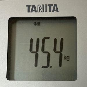 理想の身体目指して!!~現在44.4kg