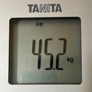 理想の身体目指して!!~現在45.4kg