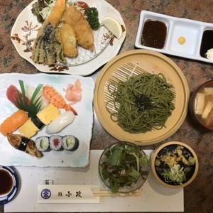 こばやしで豪華なお寿司。ランチは予約必須。#浜松寿司