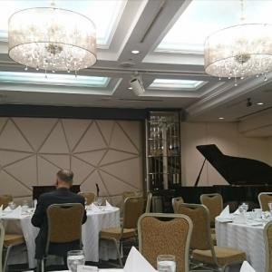 清交社午餐講演会『名曲でたどるショパンの生涯』~お話しと美しいピアノ演奏で~