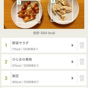 【あすけん】写真から自動でカロリー計算するアプリがすごい!