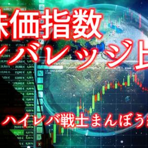 【海外FX】株価指数取引に適したブローカーを比較検討しました