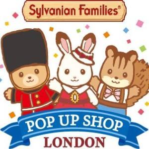 ロンドン・UKシルバニアファミリー・ポップアップショップと限定商品についてのメモ