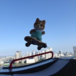 わくわくのオリンピック スケートボード