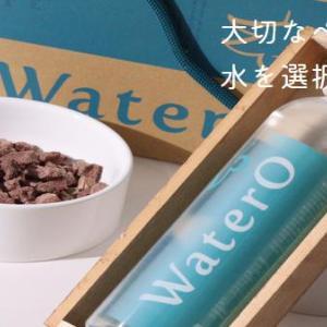 WaterO(ウォテロ)ペット向け酸素水の値段は高い?口コミは?