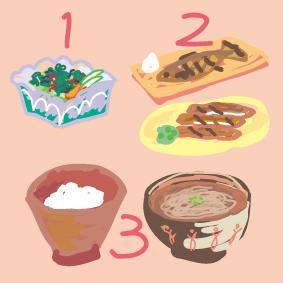 食べる順番によって太りやすくなる?!太りにくい食べ方を解説!