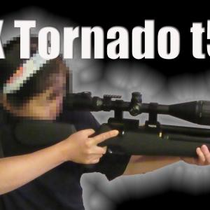 「ITUKO」空気銃買い替えFXトルネードT5