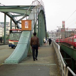 岐阜市のシンボル・東陸橋 最期の姿。