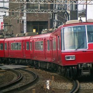 平成2年に突入 29年前の名古屋鉄道・JR