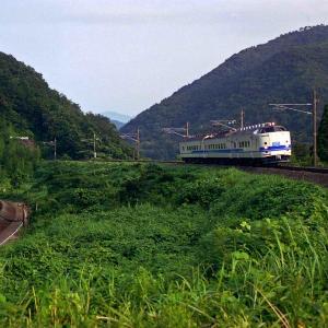 鉄道ドマニアの聖地 1995年の新疋田にドマニアナゲー初進出
