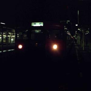 大垣夜行・女王陛下拉致監禁奇行 1996年の鉄道汚写真