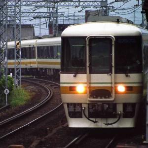 今日は短く、鉄道汚写真1997年5月期 キハ・キヤ