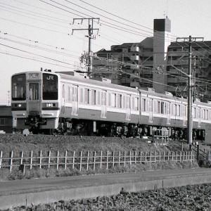 1997年3月・6~8月期の鉄道汚写真 モノクロ・ゆうゆう・メルヘン等
