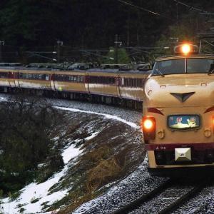 鉄道ドマニア聖地・新疋田駅 瀕死の雪中行軍