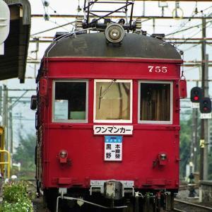 大合理化に踏み切った名古屋鉄道さんの2001年その4 特急北アルプス号廃止前の姿