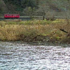 大合理化に踏み切った名古屋鉄道さんの2001年その6 谷汲線の冬~夏