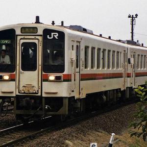 2001年の鉄道汚写真 9~12月期 まさかの583系